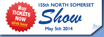 Buy tickets for the North Somerset Show