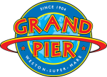 Grand Pier Logo transparent