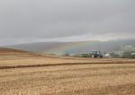 Rainbow tractor