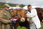 2012 North Somerset Show Judging