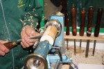2012 North Somerset Show Lathe